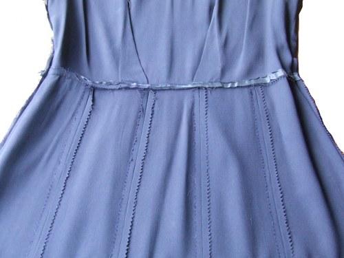 Sears Roebuck, front skirt detailing - five panels!