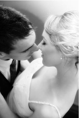 Wedding moment snapped by Toya Heatley.