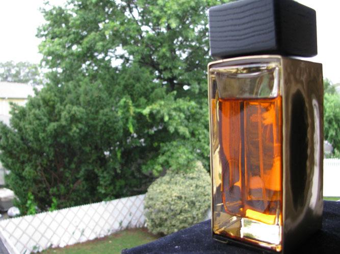 Groovy bottle of DK Gold