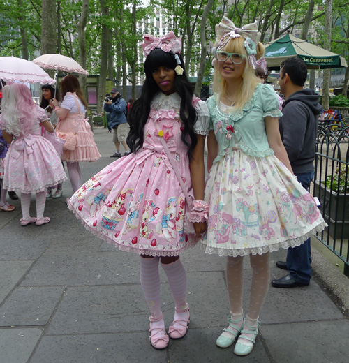 Lovely Lolitas in NYC